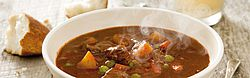 Soup, Steam, Stew, Beef Stew, Wood - Material