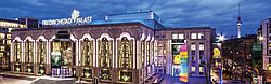 friedrichstadt-palst, berlin, the one grand show, theater, theaterbühne, revuetheater