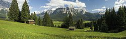 European Alps, Austria, Mountain, Tirol, Landscape