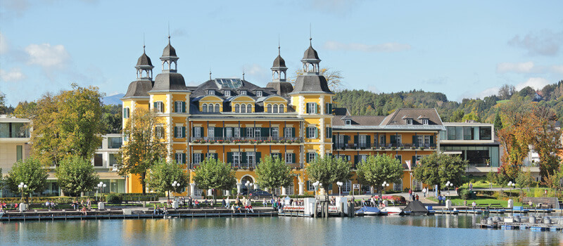 Hotel eduCARE am Ossiacher See in Kärnten